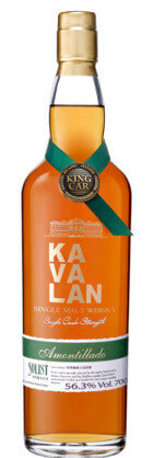 KAVALAN Single Malt Whisky Solist Amontillado