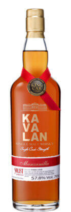 KAVALAN Single Malt Whisky Solist Manzanilla