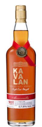 KAVALAN Single Malt Whisky Solist Manzanilla