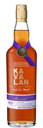 KAVALAN Single Malt Whisky Solist Moscatel