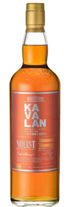 KAVALAN Single Malt Whisky Solist Brandy Cask