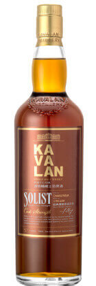 KAVALAN Single Malt Whisky Solist Port Cask