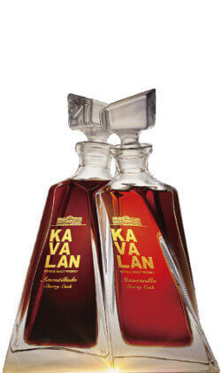 KAVALAN Single Malt Whisky Solist A&M Set