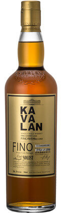 KAVALAN Single Malt Whisky Solist Fino