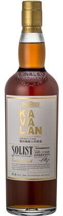 KAVALAN Single Malt Whisky Solist Sherry