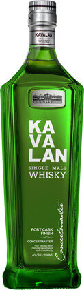 KAVALAN Single Malt Whisky Concertmaster