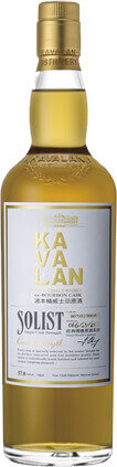 KAVALAN Single Malt Whisky Solist Ex-Bourbon Oak