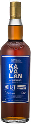 KAVALAN Single Malt Whisky Solist Vinho