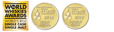 Kavalan Solist Amontillado Awards
